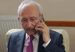 Kılıçdaroğlundan Zeynep Şenpınar ile Gülnur Kocabaşın ailelerine taziye telefonu