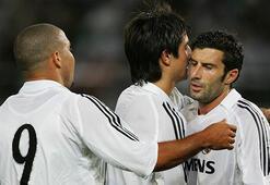 Luis Figonun kariyerinin son maçı