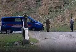 Erzurumda iki aile arasında arazi kavgasında kan aktı