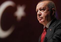 Cumhurbaşkanı Erdoğandan şehitler için başsağlığı mesajı