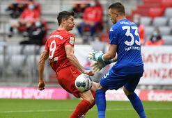 Bayern Münih - Fortuna Düsseldorf: 5-0