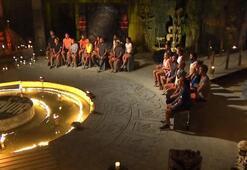 Survivorda dokunulmazlık oyununu hangi takım kazandı Survivorde eleme adayı kim oldu