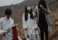 Peruda son 24 saatte corona virüs nedeniyle 141 kişi öldü