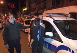 Kâğıthanede gençlere ateş açan şüpheli gözaltına alındı