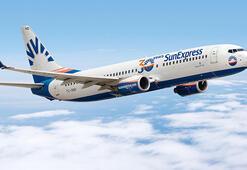 SunExpress, 1 Haziranda iç hat uçuşlarına başlayacak