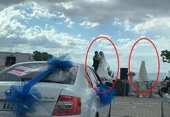 Son dakika... Kayseride corona virüse karşı araçlı düğün