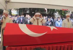 Şehit polis Arslan, uğurlandı