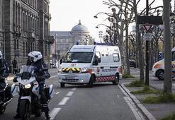 Fransada corona virüsten ölenlerin sayısı 28 bin 802ye yükseldi