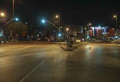 Son dakika... 2 günlük sokak kısıtlaması 00.00da sona eriyor  9.877 kişiye yaptırım uygulandı