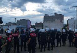 Bursada silahlı çatışma 1 polis memuru şehit oldu 5 kişi yaralandı