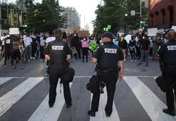 Son dakika haberi... Washingtonda sokağa çıkma yasağı ilan edildi
