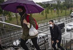 Son dakika... İstanbullular dikkat Meteorolojiden dolu uyarısı yapıldı