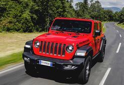Jeep Wrangler Türkiyede