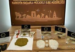 Çanakkalede uyuşturucu ticaretine 2 gözaltı