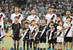 Brezilya ekibi Vasco da Gamada 16 oyuncunun koronavirüs testi pozitif çıktı