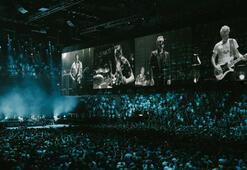U2 Konseri TRT 2 ekranlarında