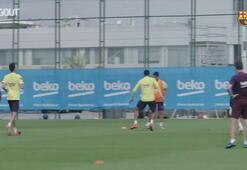 Leo Messi şova hazır