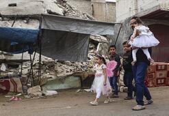 İdlibde ateşkesin 3üncü ayında evine dönen sivillerin sayısı 285 bine ulaştı