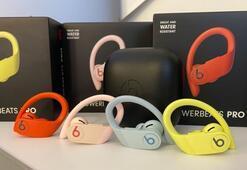 Powerbeats Pro için yeni renkler duyuruldu