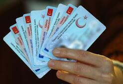 PTT ATMlerinden çipli TC kimlik kartıyla çekim imkanı