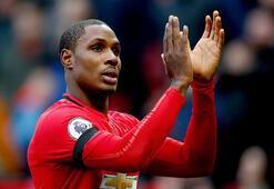Odion Ighalo, 8 ay daha Manchester Unitedda