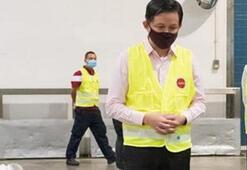 Singapurlu bakandan pamuk koyundan elde edilir gafı
