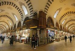 İstanbulun tarihi çarşıları açıldı