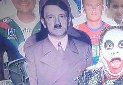 Karton skandalı Avustralyada Hitler krizi...
