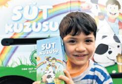 154 bin çocuğa süt