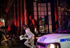 Son dakika haberi: New Yorkta sokağa çıkma yasağı kararı