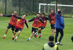 Fenerbahçe'de futbolcular kupaya endeksledi