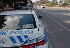 Türkiye genelinde eş zamanlı radarla hız ve yük taşıyan araç denetimi