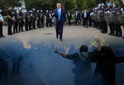 Son dakika haberi: Trump meydan okudu Ortalık savaş alanına döndü