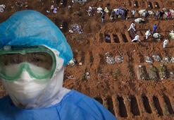 Son dakika | Corona virüs iki ülkeye diz çöktürdü: 860 ölü