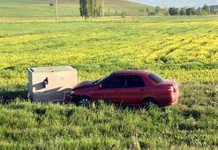 Son dakika I Bayburtta trafik kazası: 4 yaralı