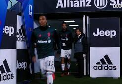 Juventus geri dönüyor