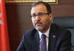 Bakan Kasapoğlu, Gençlik Merkezleri ve Gençlik Kamplarında uygulanacak tedbirleri duyurdu