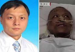 Corona virüs nedeniyle ten rengi değişen Çinli doktor hayatını kaybetti