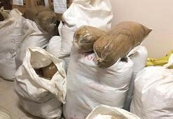 İnegöl'de uyuşturucu ve silah operasyonu: 9 tutuklama