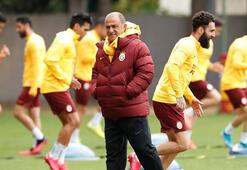 Galatasarayda Çaykur Rizespor maçı hazırlıkları