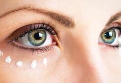 Göz çevresindeki kuru cilde nasıl müdahale edilir
