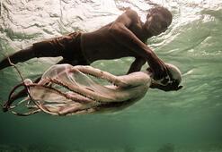 Denizde yaşayan kabile Bajualar