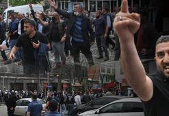 Son dakika Karsta ihale gerginliği Polis müdahale etti