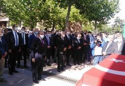 Eski Refah Partisi Genel Başkanı Ahmet Tekdal toprağa verildi