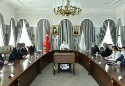 İstanbul Valiliğinde Toplu Ulaşım toplantısı Tedbirler konuşuldu