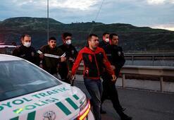 İstanbulda hareketli anlar 4 kişi yakalandı, 2 kişi aranıyor