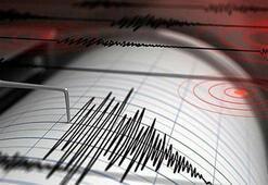 Son dakika haberleri: Akdenizde korkutan deprem Büyüklüğü...
