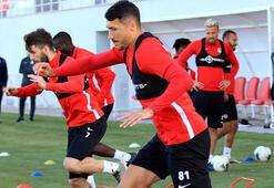 Antalyasporda Beşiktaş mesaisi