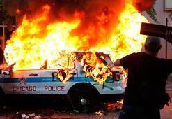 Son dakika: ABD çalkalanıyor Polis telsizine sızdı...
