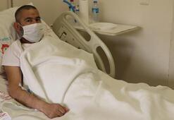 Son dakika... 39 gün sonra gözlerini açan corona hastası kıymalı yumurta istedi